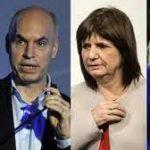 ELECCIONES 2021: MACRI LARRETA BULLRICH Y ELISA CARRIÒ TODOS AL CONURBANO PARA APUNTALAR A SANTILLI